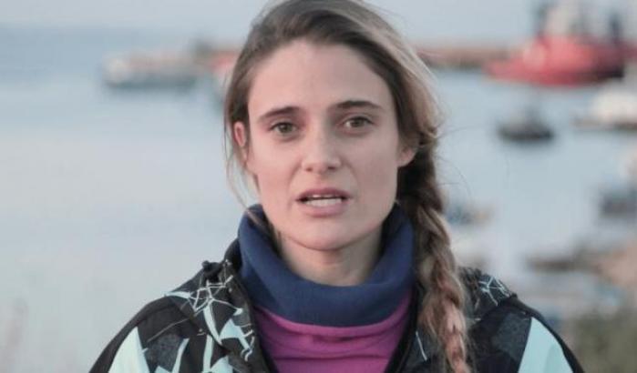 Il Gip di Agrigento non convalida l'arresto della capitana della Sea Watch: Carola è libera