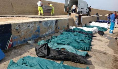 La strage di migranti del 2011 a Lampedusa, in Assise ergastolo a Moussa