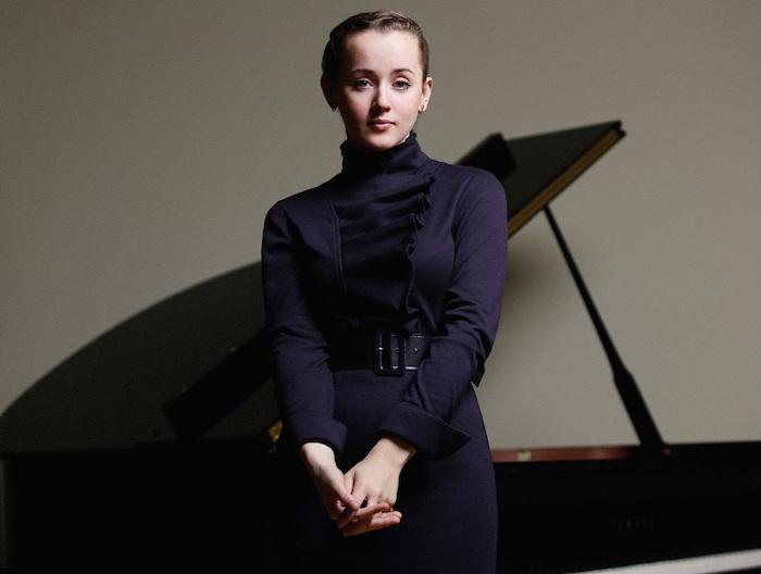 A Palermo Classica la pianista kazaka Oxana Shevchenko