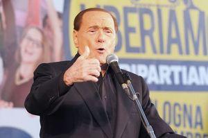 Berlusconi oggi a Palermo per la kermesse