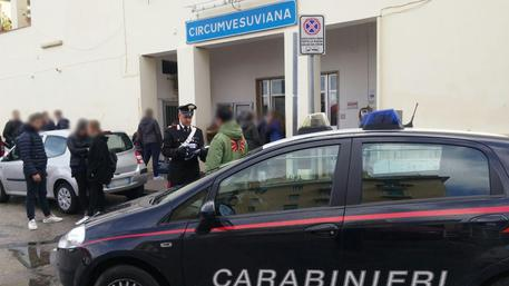 Baby gang a Napoli:17 rapine in due mesi, sette arresti