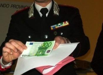 Allarme ad Augusta per lo spaccio di soldi falsi, i carabinieri: attenti alle truffe