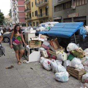 Nel Palermitano è allarme sanitario per i cumuli di immondizia