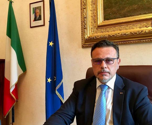 Forze Armate, il presidente della Commissione Rizzo visita i reparti in Sicilia