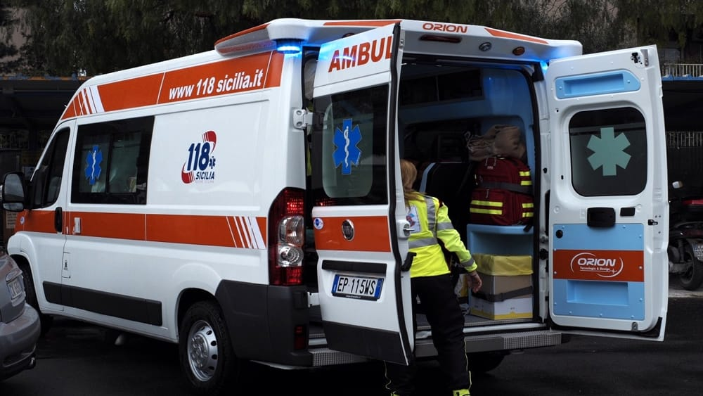 Incidente stradale in via Castellana a Palermo: morto un 73enne