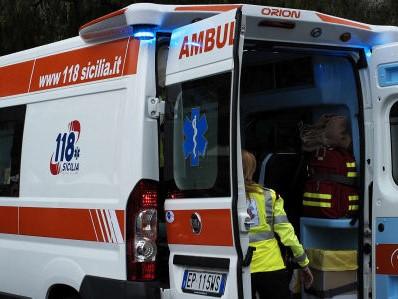 Donna di Baucina partorisce nell'ambulanza del 118 di Misilmeri