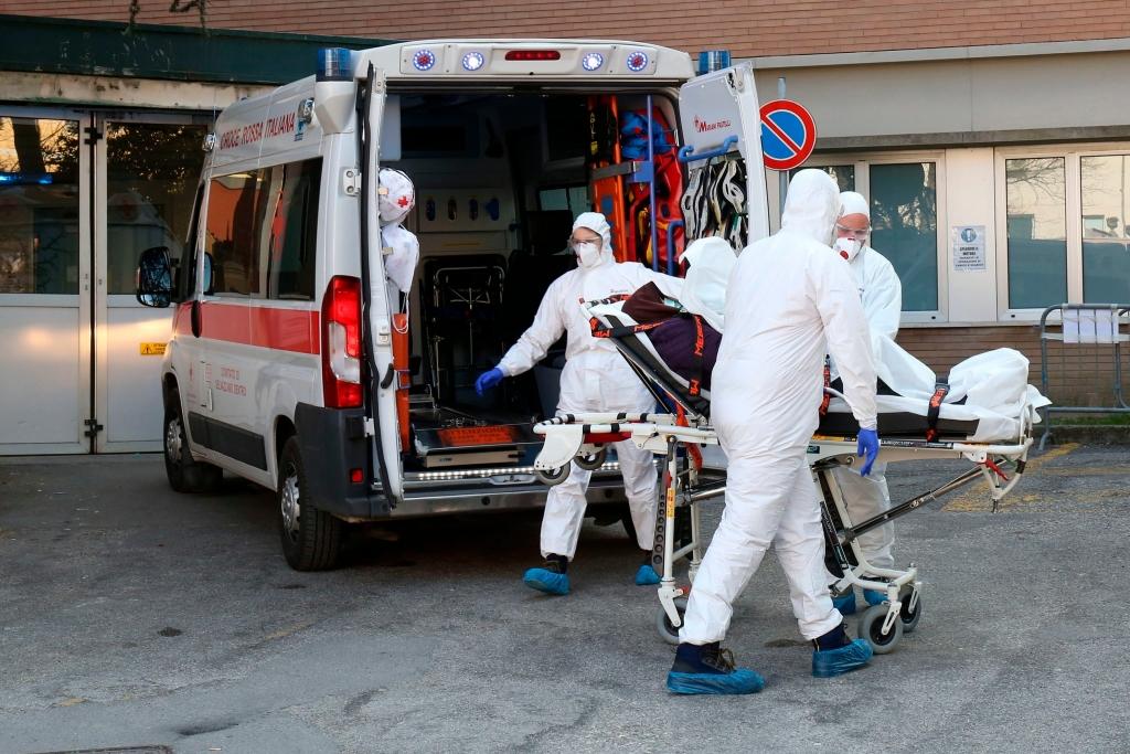 Gestione della pandemia, in agitazione i soccorritori del 118