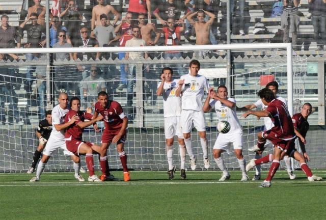 Il Trapani dilaga 5 a 1 al Provinciale contro lo Spezia