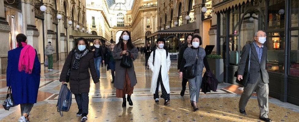 Coronavirus, aumentano i contagi: 1.747 nelle ultime 24 ore in Italia