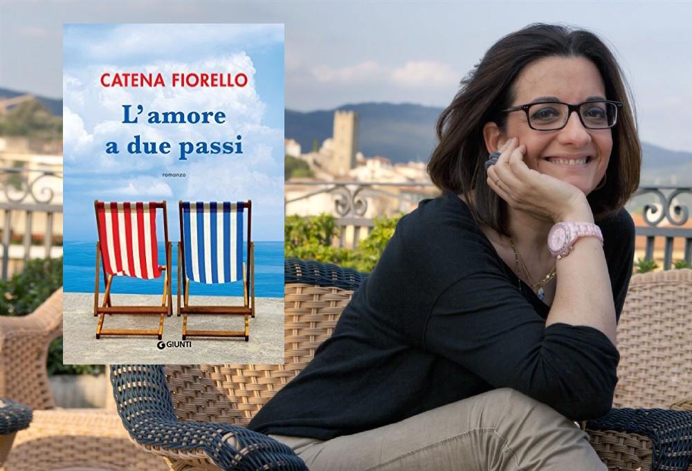 """""""L'amore a due passi"""" a Modica l'ultimo romanzo di Catena Fiorello"""