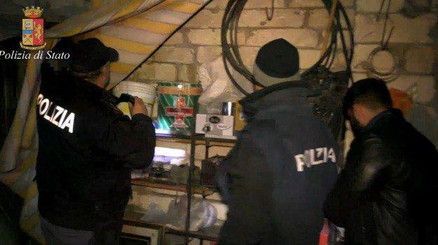 Droga: traffico tra Catania ed Enna, catturato l'uomo ricercato