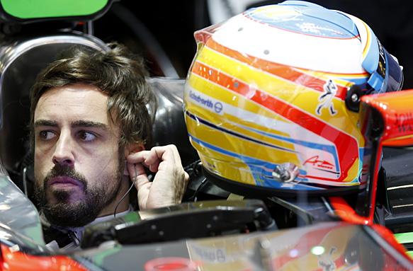 Alonso, non supera i test medici: non correrà il Gp Bahrain