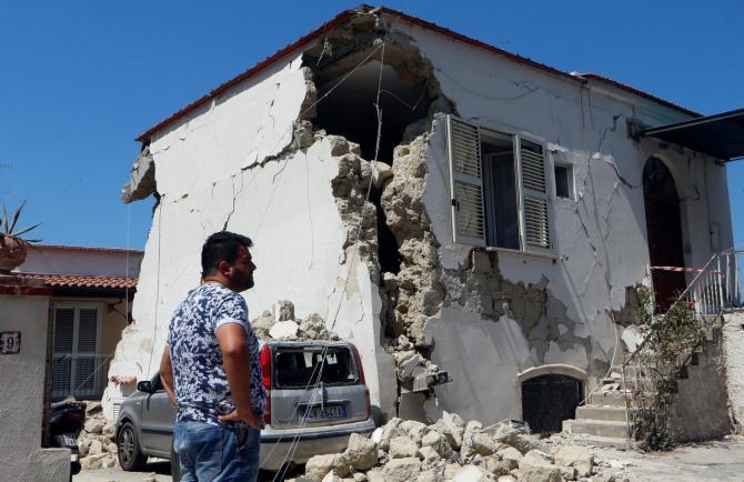 Il terremoto a Ischia del 2017, in arrivo 1,3 milioni di euro dal Viminale