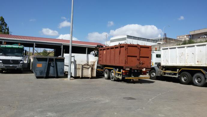Rifiuti: sequestrati centri comunali di raccolta a Enna