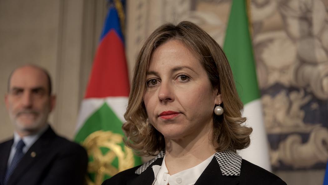 L'ex Ministra Giulia Grillo (M5s) minacciata su Facebook: non lascio correre