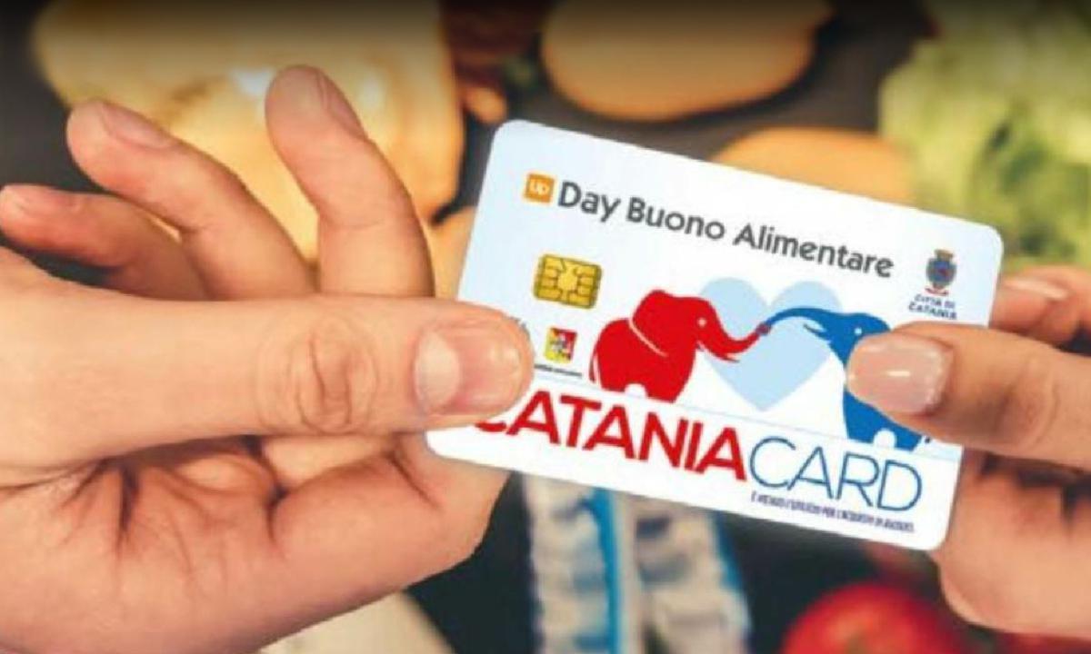 Buoni spesa, più di 5.500 a Catania da 400 euro a famiglia
