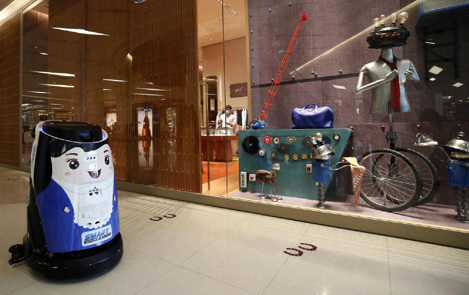 Meccatronica, robot anti covid presentato giovedì a Palermo
