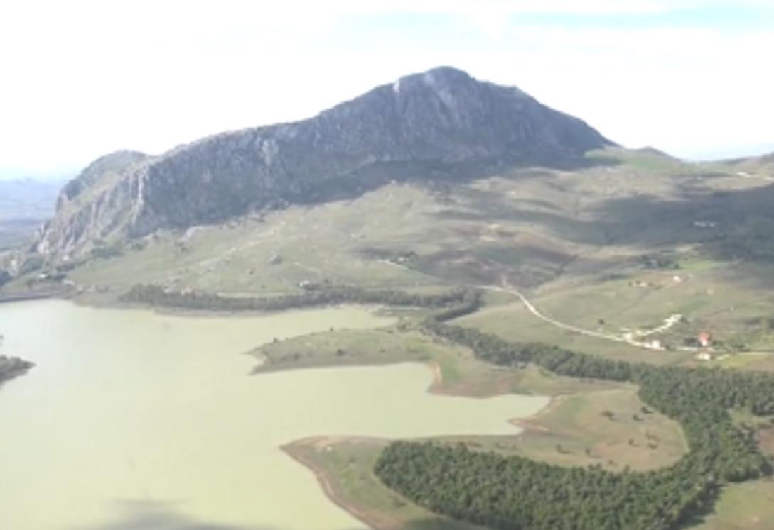 Palermo, trovati resti umani nelle acque della diga di Garcia