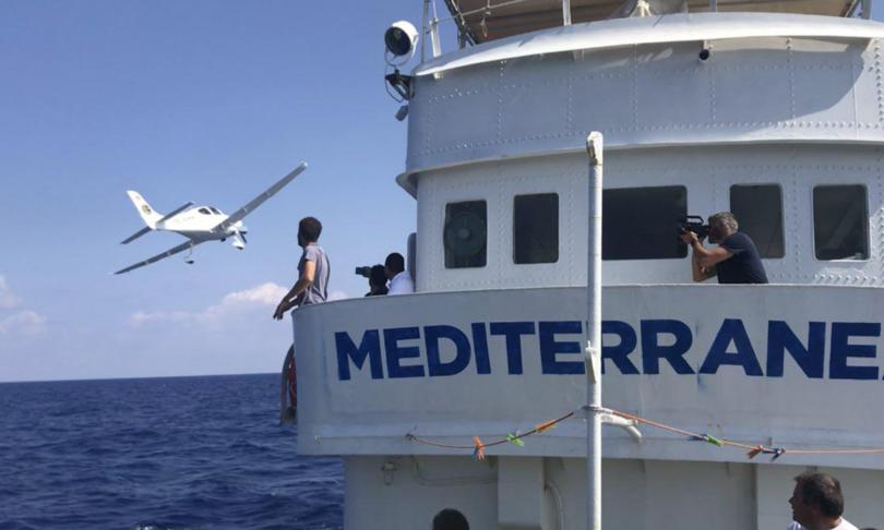 La Mare Jonio salpa da Pozzallo: è diretta in Libia per prendere 67 migranti