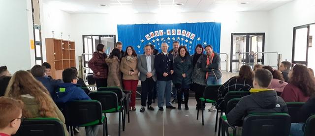 Francofonte, la polizia incontra studenti 'Dante Alighieri'