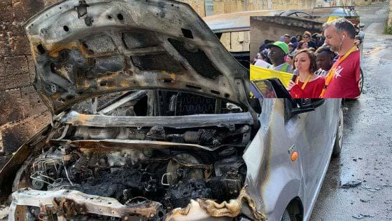Palermo, bruciata l'auto ad un'attivista di Libera a Borgo Vecchio