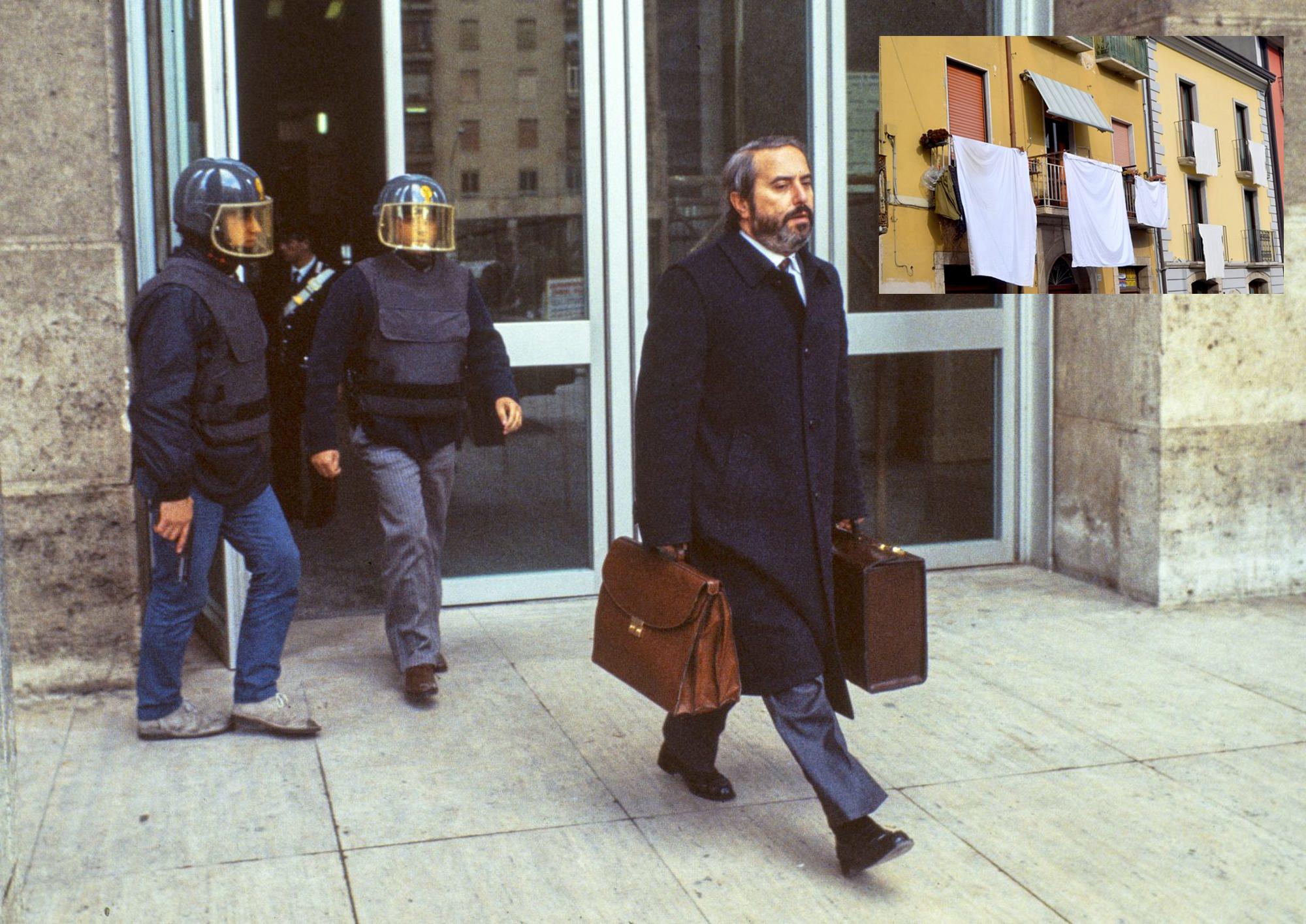 La strage di Capaci 28 anni fa, lenzuola bianche ai balconi per dire no alla mafia