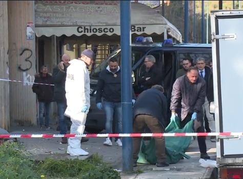 Catania, la bomba al tabacchino di Librino: si costituisce un 19enne