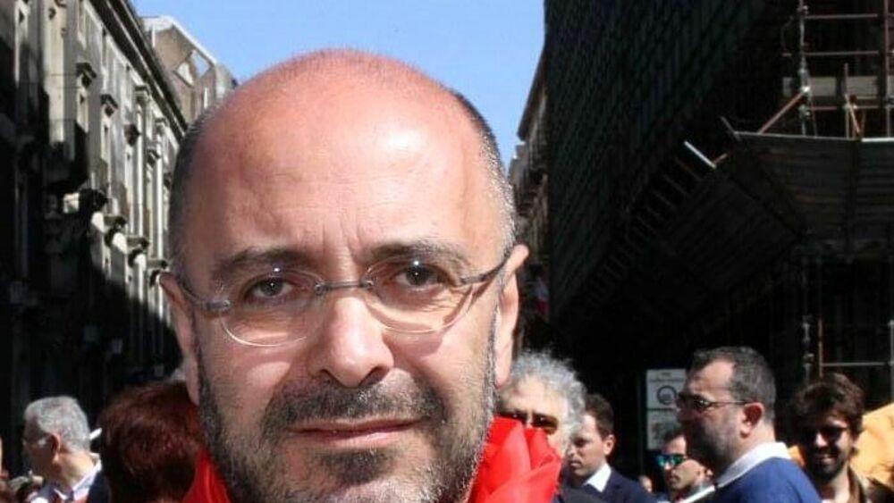 Giacomo Rota segretario generale della Filctem Cgil in Sicilia