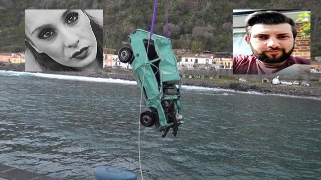 Il mare di Acireale restituisce solo due corpi, sospese le ricerche per il terzo ragazzo