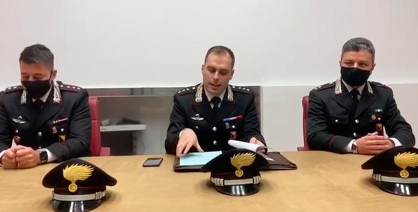 Due fucili e cocaina in una casa ad Agrigento: conviventi arrestati