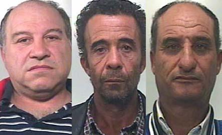 Rubavano ortaggi nelle aziende agricole di Ispica: tre ladri in carcere