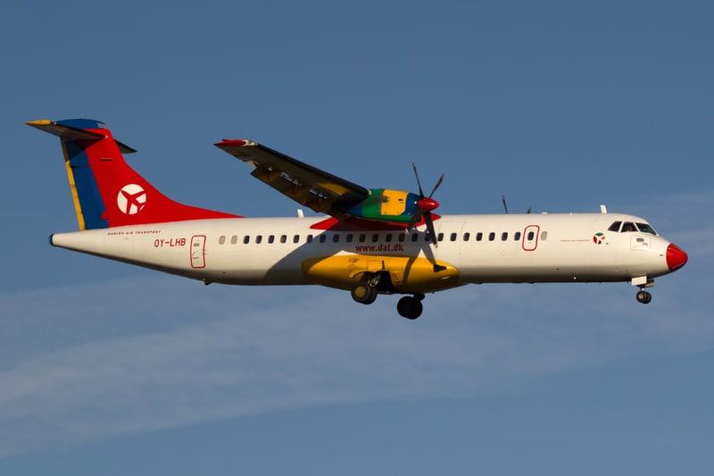 I flap non si aprono, Atr per Pantelleria torna a Palermo: atterraggio d'emergenza