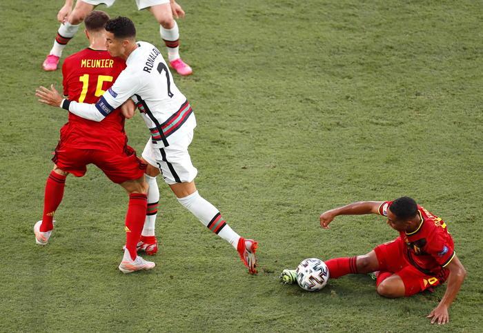 Europei, il Portogallo esce di scena: ai  quarti sarà Belgio - Italia