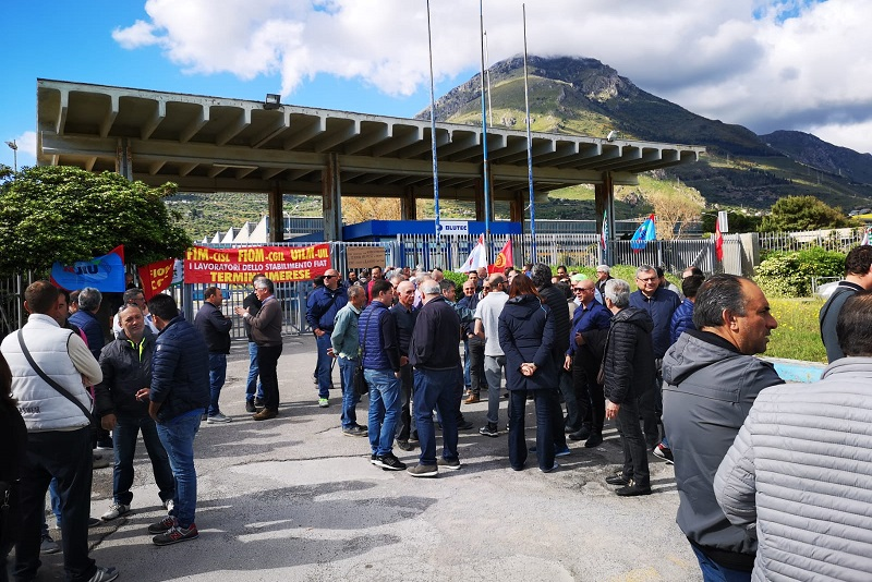 Blutec, mercoledì un sit-in allo stabilimento di Termini Imerese