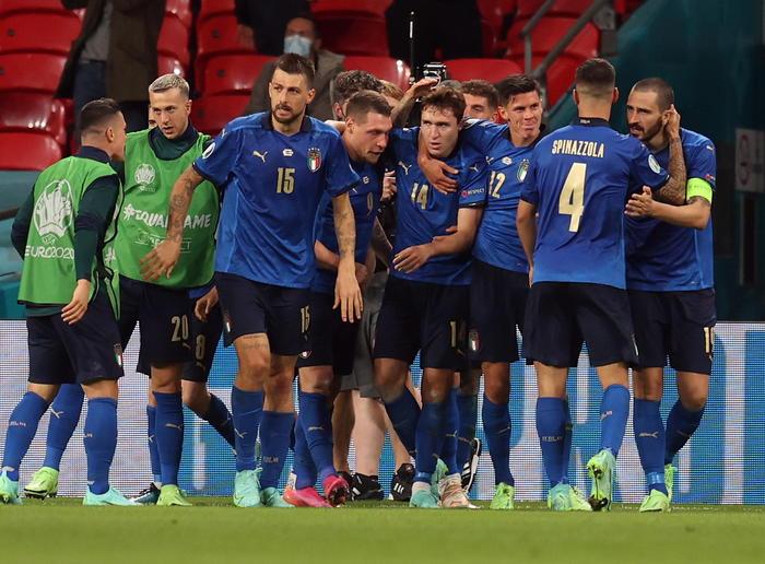 Europei, l'Italia stenda l'Austria ai supplementari e vola ai quarti di finale