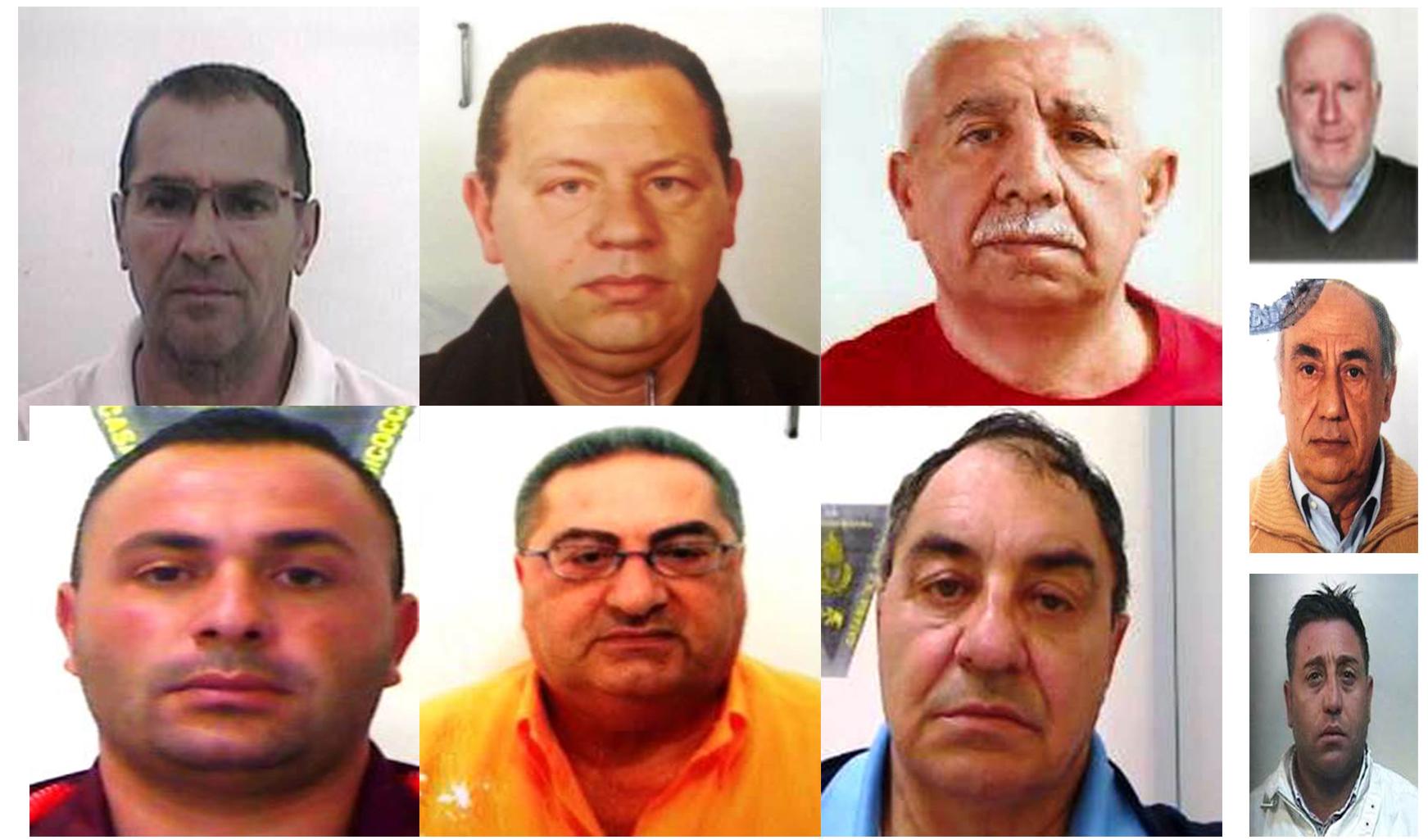Catania, sequestro di beni per 12,6 milioni al clan Santapaola e 9 arresti per mafia
