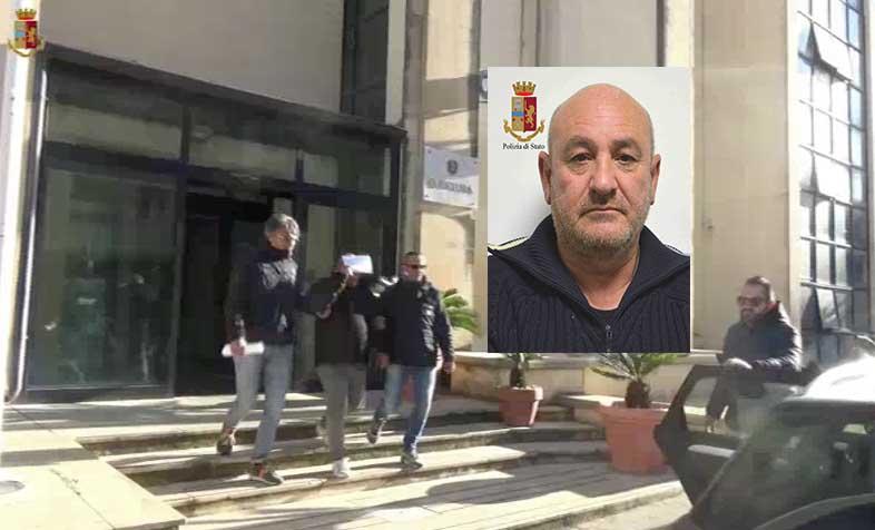 """Ragusa, arrestato """"corriere"""" con più di 2 chili di cocaina"""