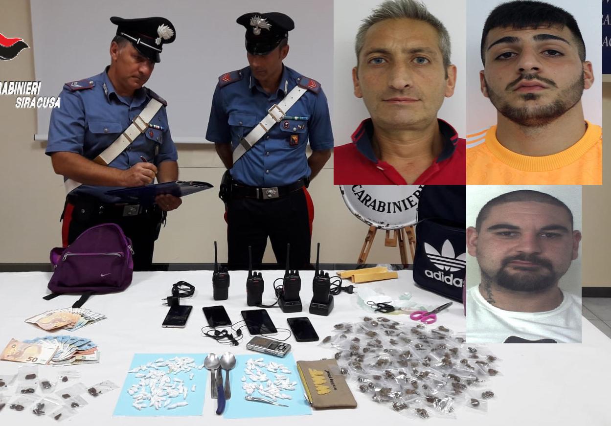 Resta sotto assedio il 'fortino' della droga a Siracusa, altri quattro arresti