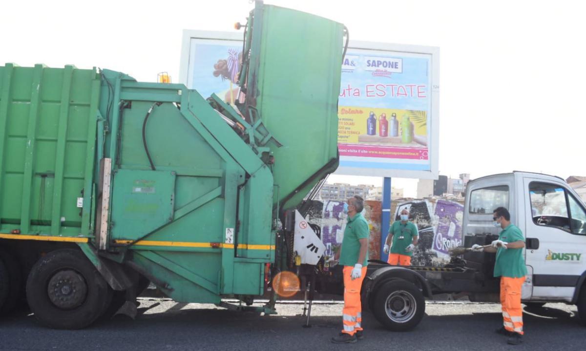 Il Tar rigetta ricorsi urgenti per la gara d'appalto dei rifiuti a Catania