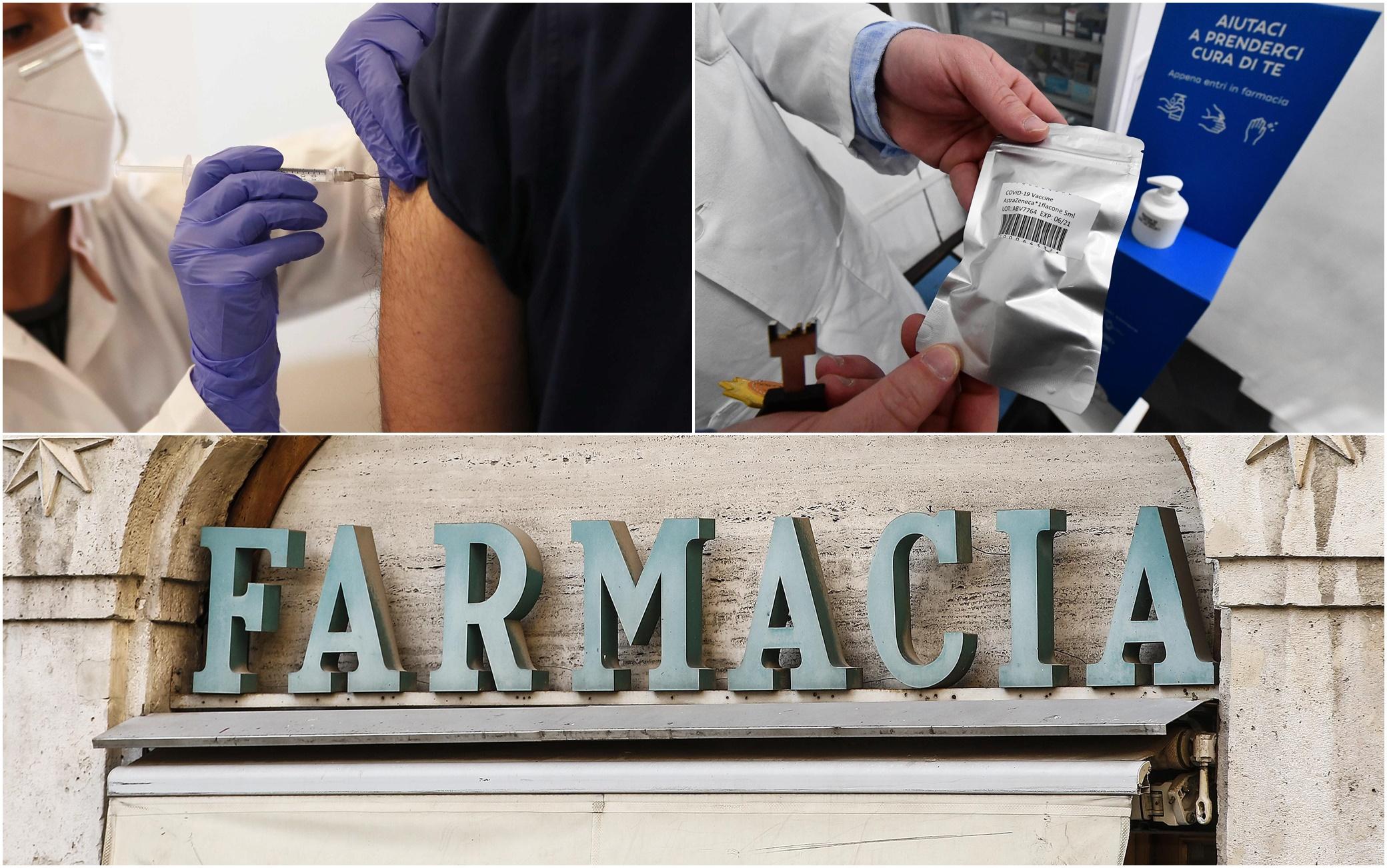 Vaccini anti covid, Razza pronto a firmare convenzione con farmacie