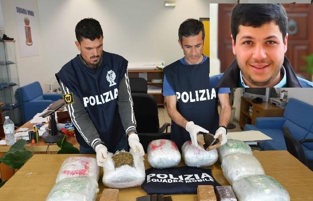 L'arresto di Bonafede e l'asse della droga  tra Siracusa e Malta