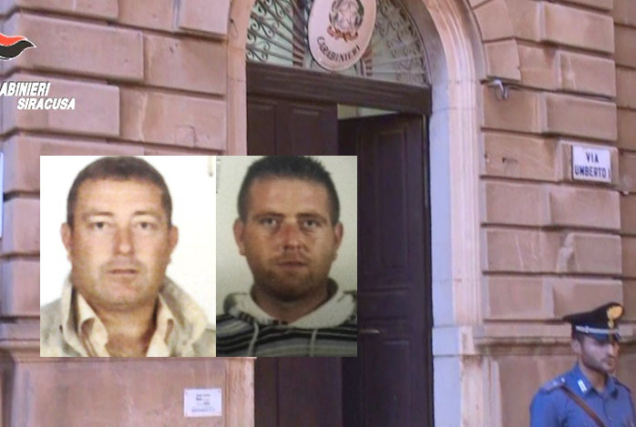 Francofonte, 27 coltellate per un debito di 700 euro: in cella 2 fratelli