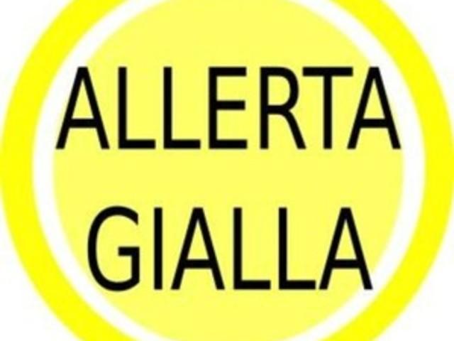 Maltempo in arrivo in Sicilia, domani è allerta gialla