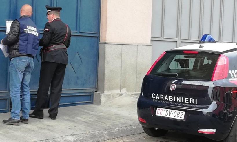 Finanziato ampliamento della Stazione carabinieri di  Giarre