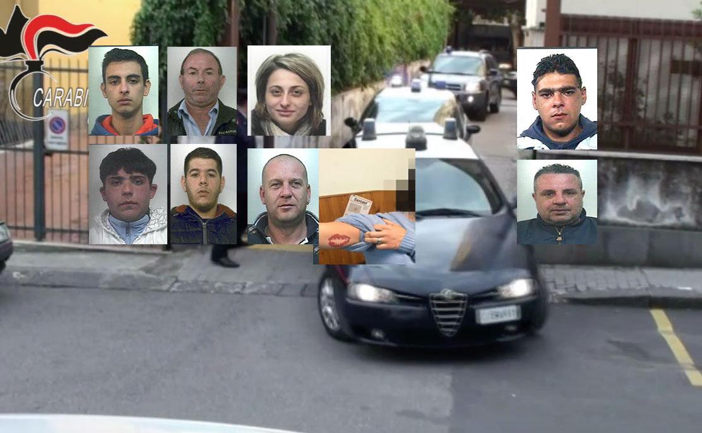 Gestivano voti e case popolari: 17 arresti a Giarre nel blitz