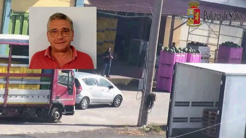Il boss di Pachino Salvatore Giuliano in carcere al regime del 41 bis