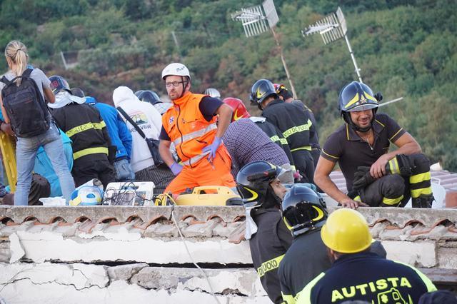 Terremoto a Ischia, il Cnr: il suolo si è abbassato di 4 centimetri