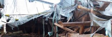 Tromba d'aria a Lauria, 8 persone restano ferite