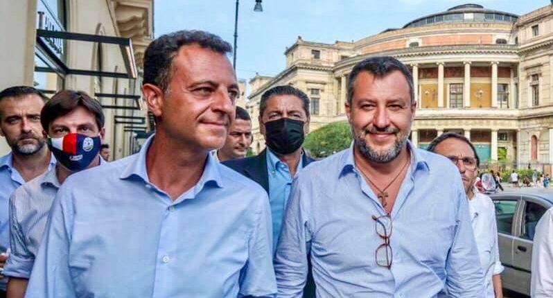 Salvini lancia Nino Minardo nella corsa alla Presidenza della Regione