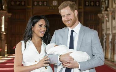 E' nata Lilibet Diana figlia di Harry e Meghan